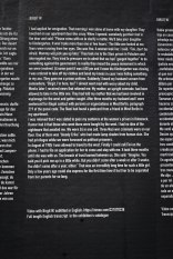 One of the many stories written at the East Side Gallery of the Berlin Wall.